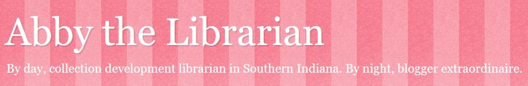 Abby the Librarian logo