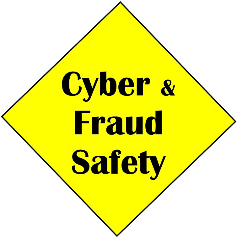 Cyber-Fraud Safety