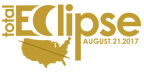 NASA eclipse logo