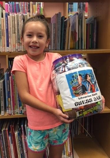 Seminole Youth Guess Jar Winner