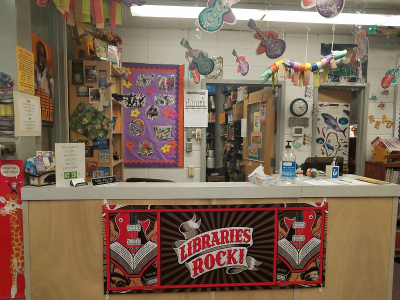 Seagraves Ready for Summer Reading!